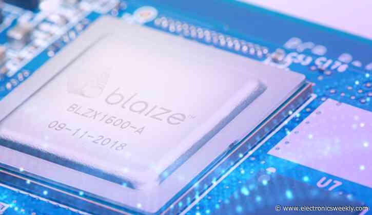 Blaize raises $71m Series D