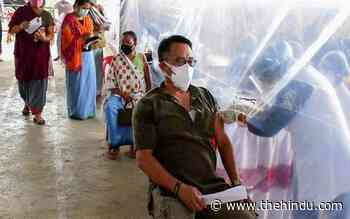 Coronavirus updates: India adds 43,645 COVID-19 cases, 640 deaths - The Hindu