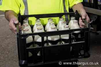Milk & More is recruiting milkmen in Burgess Hill
