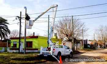 Dos nuevas cámaras de seguridad en el barrio Ricardo Rojas - Diario La Verdad Junín