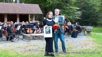 Bad Wildbad - Belcanto-Stipendium für Meagan Sill - Schwarzwälder Bote