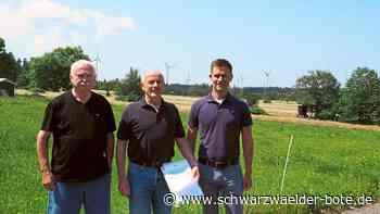 Dennacher gegen weitere Pläne - 333 Unterschriften gegen Windkraft - Schwarzwälder Bote