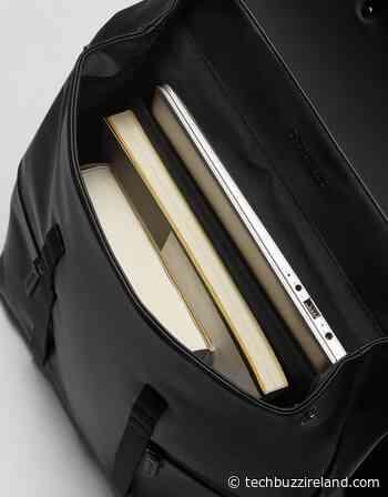 "Tech Review - Gaston Luga SPLÄSH 13"" BLACK backpack. #anyhwerewithgl - techbuzzireland - jim o brien"