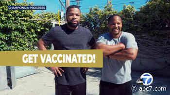 Inglewood church launches initiative to get community vaccinated - KABC-TV