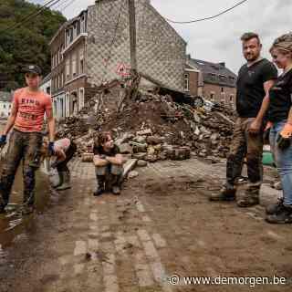 De inwoners van Pepinster zijn ontgoocheld: 'Het Israëlische Rode Kruis liep hier rond, maar het Rode Kruis België, ho maar'
