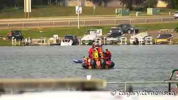 Search continues for man in possible drowning at Chestermere Lake - CTV News Atlantic