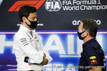 Fórmula 1. La Guerra Fría entre Mercedes y Red Bull: el turno de los jefes - Yahoo Deportes