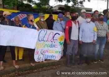 Tribunal absolvió a mujer acusada por productores de propiciar invasiones en Barinas - El Carabobeño