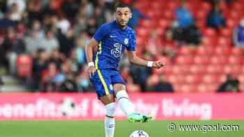 'I'm feeling great, sharp' – Chelsea's Ziyech ready for Premier League after Bournemouth win