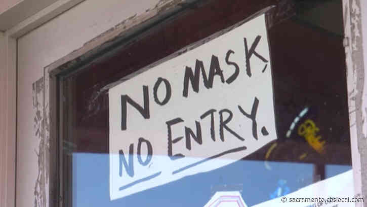 Reactions Mixed Over Yolo County Mask Mandate Going Into Effect Friday