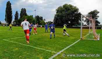 Fußball: SG Reichenau dreht Test-Spiel gegen den Nachwuchs des FC Radolfzell. Mit Videos! - SÜDKURIER Online