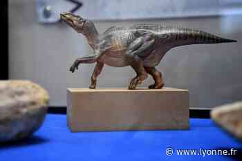 """Connaissez-vous l'histoire de """"l'iguanodon au feu rouge"""" d'Auxerre? - Auxerre (89000) - L'Yonne Républicaine"""