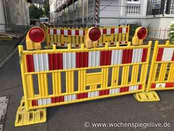Boppard: Diebstahl von Baustellenabsicherung - WochenSpiegel