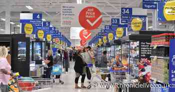 Tesco gives update to online shoppers after removing items from its website