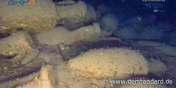 Über 2.000 Jahre altes römisches Wrack vor Sizilien entdeckt - DER STANDARD