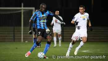 Lassana Doucouré (FC Chambly) part à Hyères, en National 2 - Courrier Picard