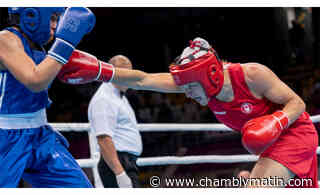 La Chamblyenne Myriam Da Silva Rondeau aux Jeux olympiques de Tokyo - Chambly Matin - Journal le Chambly Matin, Montérégie Quotidien - Chambly Matin