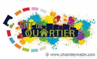 Carignan : fête de quartier au parc Forget - Chambly Matin - Journal le Chambly Matin, Montérégie Quotidien - Chambly Matin