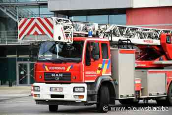 Brandweer moet uitrukken voor brand aan zwembadpomp