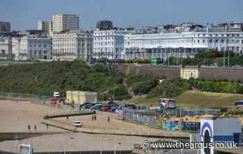 Brighton and Hove Council seeks artists for new Black Rock artwork