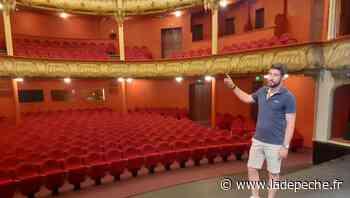 Visite guidée du théâtre de Castres jeudi : découvrez l'envers du décor - LaDepeche.fr