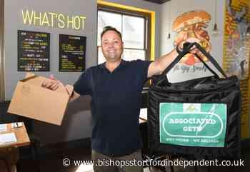GETS ordering as Associated brings dinner to your front door - Bishop's Stortford Independent