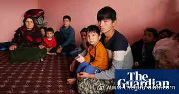'We walked 18 hours, no food': Taliban advance triggers exodus of Afghans - The Guardian