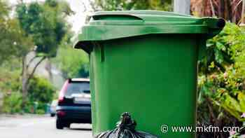 Food and garden waste collection in Milton Keynes suspended from today - MKFM