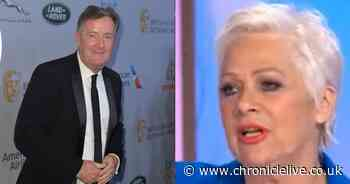 Denise Welch furious with Piers Morgan over Simone Biles attack