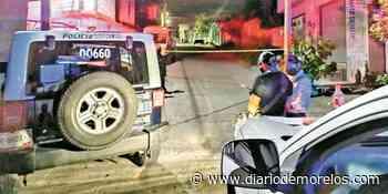 Sujetos matan a hojalatero de Jiutepec y escapan - Diario de Morelos