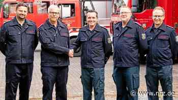 Goch: Eine neue Führung für den 1. Löschzug der Feuerwehr - NRZ