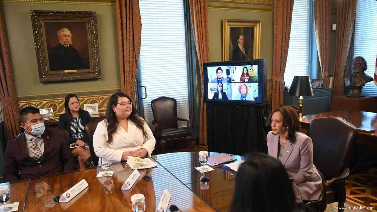 Harris escuchó la angustia de los dreamers, afirma presidenta de la Unión de Campesinos - Univision
