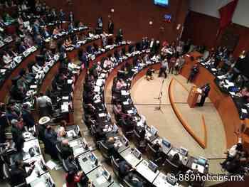 Sin acuerdos para periodo extraordinario en el Congreso de la Unión Cámara de Senadores - 88.9 Noticias