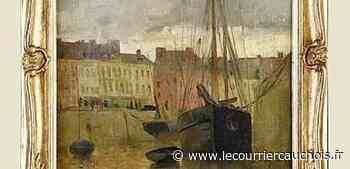 Saint-Valery-en-Caux. Une souscription lancée pour acquérir un tableau du XIXe siècle - Le Courrier Cauchois
