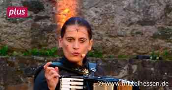 Carmela de Feo begeistert das Publikum in Wetzlar - Mittelhessen