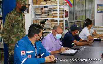 Entidades buscan opciones de respuesta ante posibles emergencias invernales en El Banco - Opinion Caribe