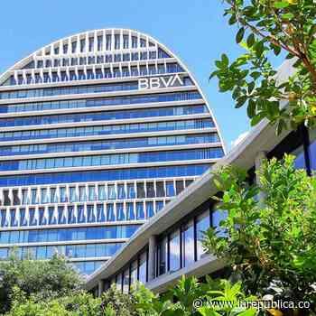 Bbva fue elegido como el mejor banco corporativo en 2021 por la revista Global Finance - La República