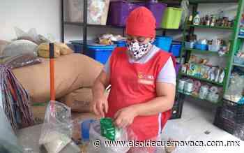 Cada vez más personas buscan apoyo en el Banco de Alimentos - El Sol de Cuernavaca