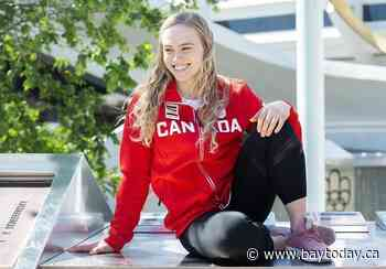 Canada's Ellie Black out of all-around final with sprained ankle