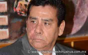 Defenderá Morena todos sus triunfos: Martín Chaparro - El Heraldo de Chihuahua