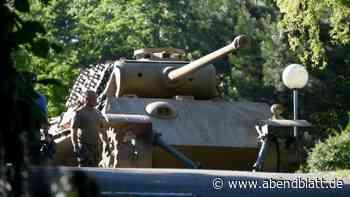Kriminalität: Panzer-Besitzer: Bewährung wegen Waffenbesitzes möglich