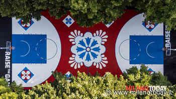 """Ecco il """"Duomo del basket"""" di Milano, il nuovo meraviglioso playground in città - MilanoToday.it"""