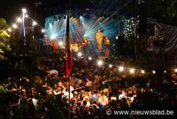 """Intieme editie van festival Dioniss dit weekend in Borluutpark: """"Hopelijk volgend jaar terug grotere editie"""""""