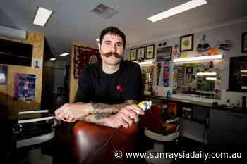 Mildura barber shop bounces back from lockdown - Sunraysia Daily
