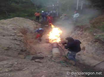 Pdvsa repara fuga de gas metano en Charallave - Diario La Región
