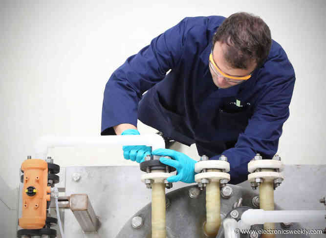 £1.5m for UK silicon anode li-ion project