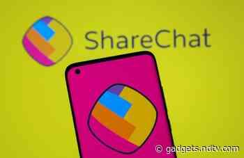 ShareChat Raises $145 Million From Temasek, Others at Near $3-Billion Valuation