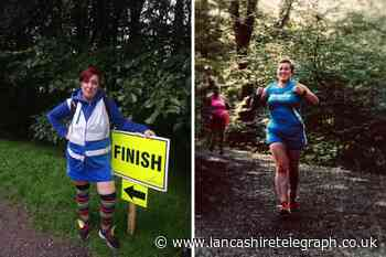 Blackburn woman features on The One Show in Parkrun segment