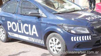 Fuerte accidente vial en Francia y Bernardo de Irigoyen - Diario San Rafael