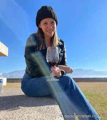 """Luciana Rubinska: """"San Rafael es uno de los lugares más lindos que conocí en mi vida"""" - Diario San Rafael"""